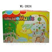 Мобиль музыкальный, в коробке, 40х27х6,9см (821102)