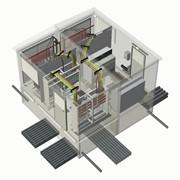 Монтаж трансформаторных подстанций10-6-0,4кВ фото