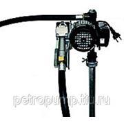 Комплект перекачки дизтоплива DRUM TECH STANDART (220В, 60л/мин) фото