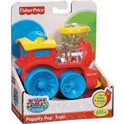 Машинка развивающая для малышей fisher price (826413) фото
