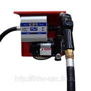 Топливораздаточная колонка hi-tech 80л/мин. 220в. фото