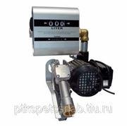 Миниколонка на базе самовсасывающего электронасоса DRUM TECH with Meter фото