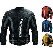 Mens Motorcycle ARMOR Jacket Moto ATV фото