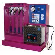 Cтенд для проверки и ультразвуковой очистки форсунок инжекторных двигателей SMC-3001E фото