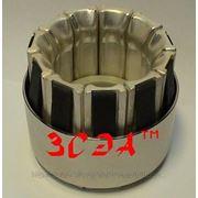 Втычной контакт тюльпан 5КА.551.136 диаметром 24 мм на 630А для ячеек КРУ фото