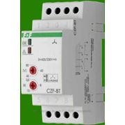 Автомат защиты электродвигателей (Реле контроля наличия фаз) CZF-BT Евроавтоматика