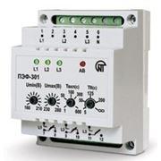 ПЭФ-301 Электронный переключатель фаз фото