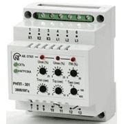 РНПП-301-3 Трехфазное реле напряжения и контроля фаз фото