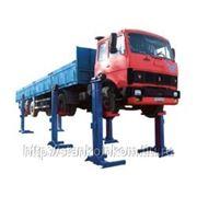Подъемник электромеханический грузовой ПП-15 фото
