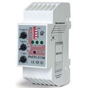 РНПП-311М Трехфазное реле напряжения и контроля фаз фото
