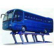 OMER VEGA 120, 180, 240, 340, 450, 520 Платформенный подъемник для грузовых автомобилей фото