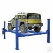 Подъемник электрогидравлический Ермак-4000/4 фото