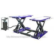 Подъемник для шиномонтажа электрогидравлический автомобильный шиномонтажный г/п 3 тонны WERTHER 263, ОМА 537 фото