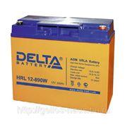Аккумулятор DELTA HRL 12-890W 200Ач фото