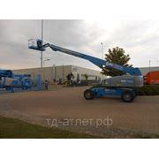 Дизельный подъемник Genie Z-135/70,2007г.рабочая высота подъема -43 метра! фото