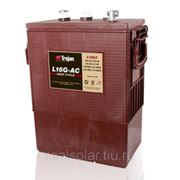 Аккумуляторная батарея TROJAN L16G-AC 6V 390А*ч Тяговая фото