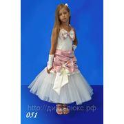 Платье с бантиком фото