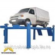Автомобильный грузовой подъемник ПЛ5-30 фото