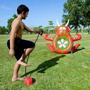 Надувная игра Стрельба в осьминога фото