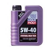 Масло LIQUI MOLY Sinthoil High Tegh 5w40 (1 л) фото