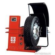 Балансировочный станок СБМП-200 Trucker для грузовых колес фото