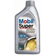 Масло Mobil Super 3000 FE 5w30 син (1 л) фото