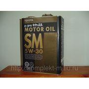 Оригинальное масло TOYOTA SM 5W-30 фото