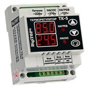 Терморегулятор ТР-5 фото