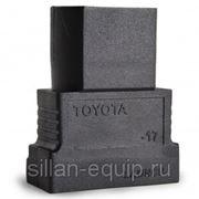 Разъем для Launch X431 - Toyota 17 pin фото