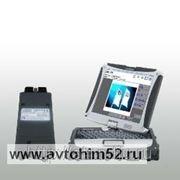 Дилерский сканер группы Volkswagen (VAG) VAS 5054A фото