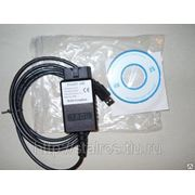 ELM 327 USB OBDII сканер. Автоадаптер с поддержкой CAN фото