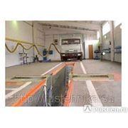 Линия технического контроля ЛТК-10У-СП-11 для Гостехосмотра фото
