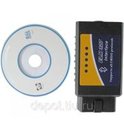 OBD II-сканер ELM327 Bluetooth фото