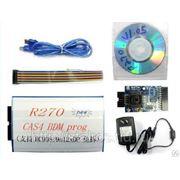 R270 BMW CAS4 BDM Programmer Программатор для Motorola MCU EEPROM (HC908) и FLASH фото
