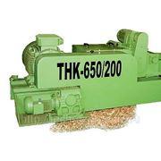 Рубительная машина барабанного типа серии THK 650 ( MS Maschinenbau GMBH Германия)