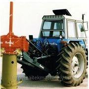 Измельчитель пней навесной цилиндрический Speedy 100/130 № 5 фото