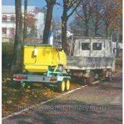 Измельчитель биомасс прицепной Gandini BIOMATICH 81 MTS фото