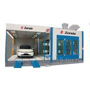 Окрасочно-сушильная камера ZONDA фото
