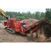 MORBARK 4600 TRACK WOOD HOG фото
