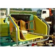 Измельчитель биомасс прицепной Gandini BIOMATICH 85 TPS фото