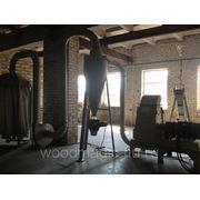 Мельница для производства древесной муки фото