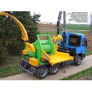 Рубительная машина, Heizohack HM 14-800 КL (Германия), Heizomat фото