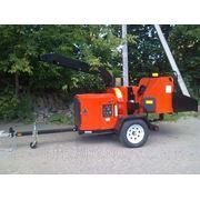 Установка для измельчения древесных отходов BEARCAT CH611DH фото