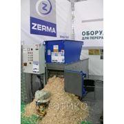 Шредеры для измельчения деревянных отходов, паллет