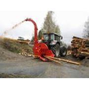 Прицепной измельчитель Farmi Forest CH 380 HFC фото