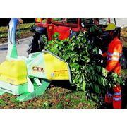 Измельчитель биомасс навесной Gandini BIOMATICH 81 TPS фото