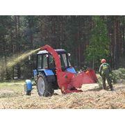 Измельчитель древесных отходов FARMI FOREST CH 260