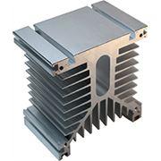 Радиатор охлаждения SSR-М для однофазного реле (менее или 150А) фото