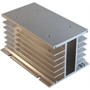 Радиатор охлаждения SSR-3 для трехфазного реле (менее или 40А) фото