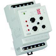 Реле комплексного контроля для 3-фазных цепей относительно нулевой фазы (АС/DC 24 V) фото